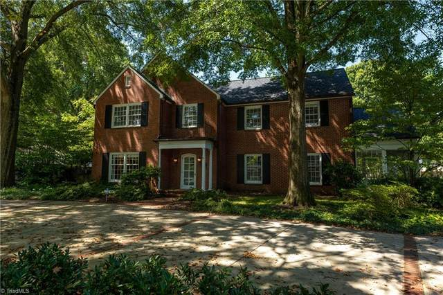 444 Arbor Road, Winston Salem, NC 27104 (MLS #993259) :: Ward & Ward Properties, LLC