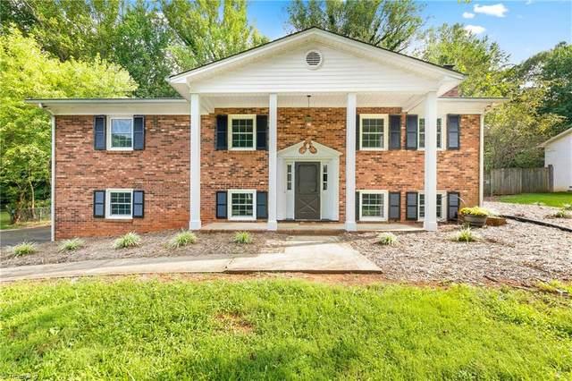 6020 Parkdale Drive, Clemmons, NC 27012 (MLS #993283) :: Ward & Ward Properties, LLC