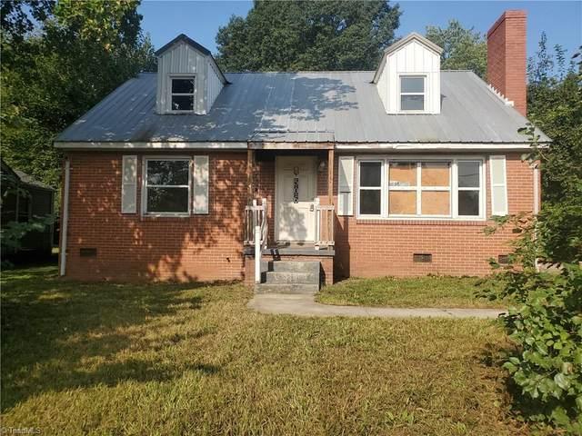 506 Lowdermilk Street, Greensboro, NC 27401 (MLS #993757) :: Team Nicholson
