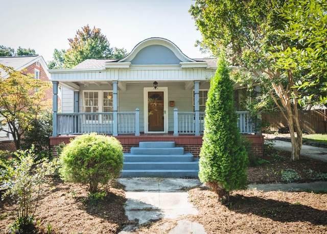 2213 Wright Avenue, Greensboro, NC 27403 (MLS #994545) :: Greta Frye & Associates | KW Realty Elite