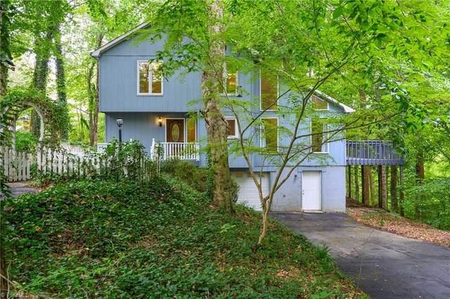 8064 Deverow Court, Lewisville, NC 27023 (MLS #994559) :: Berkshire Hathaway HomeServices Carolinas Realty