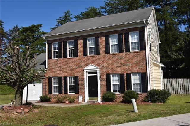 100 Salem Place Court, Clemmons, NC 27012 (MLS #994694) :: Greta Frye & Associates | KW Realty Elite