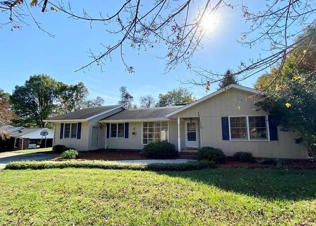 205 Raven Green Street, Wilkesboro, NC 28697 (MLS #995051) :: Ward & Ward Properties, LLC