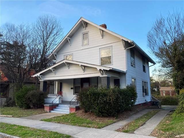 912 Spring Garden Street, Greensboro, NC 27403 (MLS #995389) :: Berkshire Hathaway HomeServices Carolinas Realty