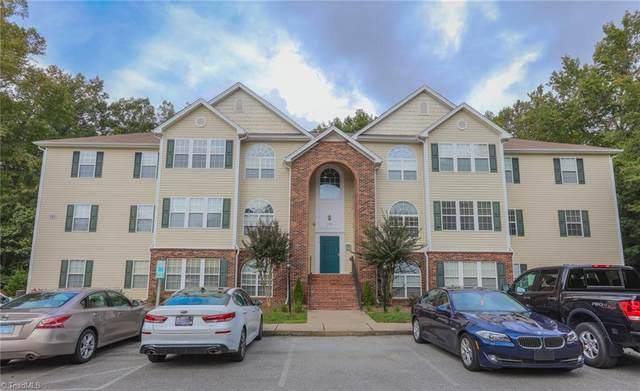 131 James Road 3A, High Point, NC 27265 (MLS #996537) :: Berkshire Hathaway HomeServices Carolinas Realty