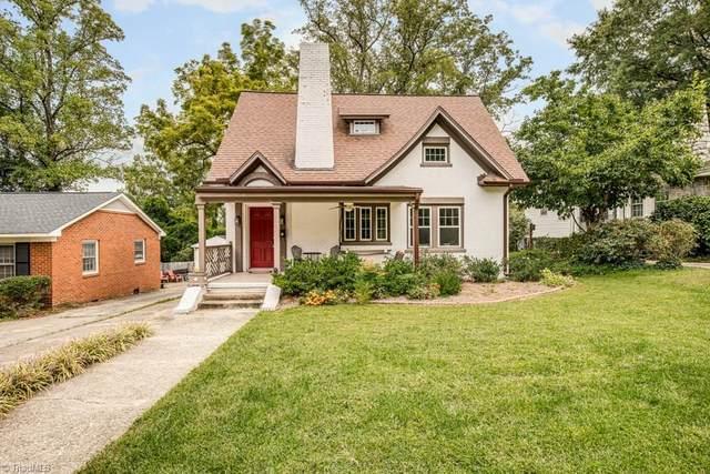 107 Kensington Road, Greensboro, NC 27403 (#996545) :: Premier Realty NC