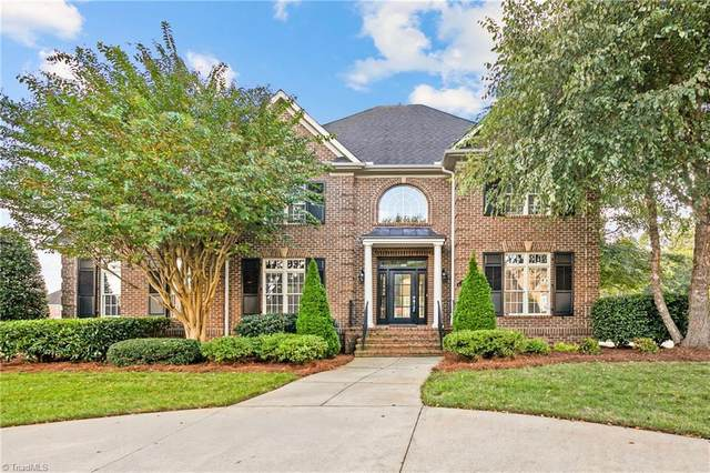 132 Windrush Road, Winston Salem, NC 27106 (MLS #996592) :: Berkshire Hathaway HomeServices Carolinas Realty