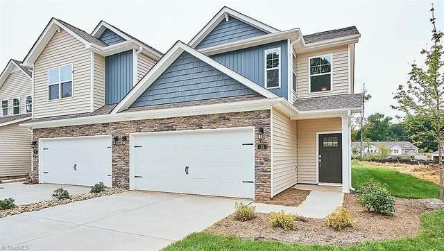 109 Stamm Drive #14, Greensboro, NC 27455 (MLS #996632) :: Ward & Ward Properties, LLC