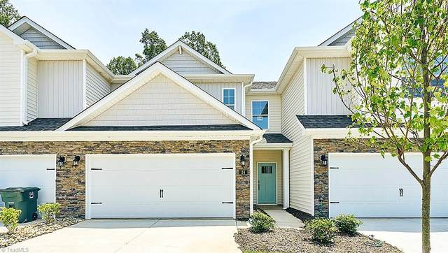 100 Stamm Drive #23, Greensboro, NC 27455 (MLS #996664) :: Ward & Ward Properties, LLC
