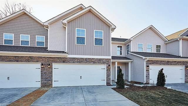 108 Stamm Drive #19, Greensboro, NC 27455 (MLS #996672) :: Ward & Ward Properties, LLC