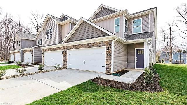101 Stamm Drive #18, Greensboro, NC 27455 (MLS #996677) :: Berkshire Hathaway HomeServices Carolinas Realty