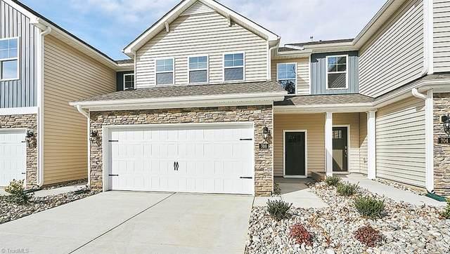 103 Stamm Drive #17, Greensboro, NC 27455 (MLS #996678) :: Ward & Ward Properties, LLC
