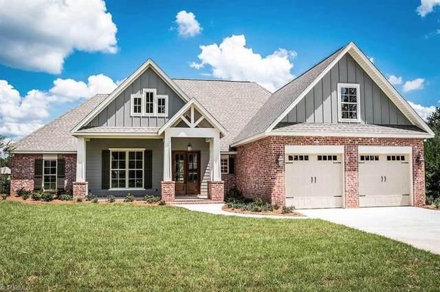 1925 Otter Creek Drive, Whitsett, NC 27377 (MLS #997544) :: Ward & Ward Properties, LLC