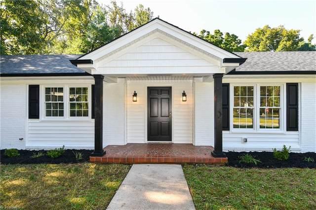 3503 Kenmore Street, Greensboro, NC 27408 (MLS #997566) :: Lewis & Clark, Realtors®
