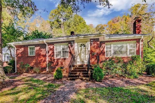 1800 Liberty Drive, Greensboro, NC 27408 (MLS #998070) :: Greta Frye & Associates | KW Realty Elite