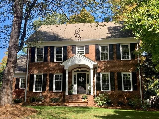 512 Hobbs Road, Greensboro, NC 27403 (MLS #998296) :: Lewis & Clark, Realtors®