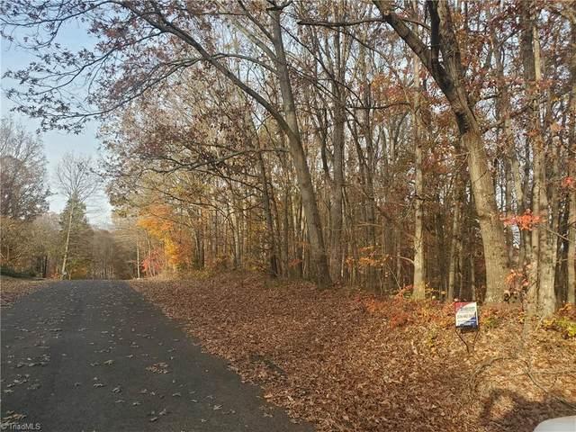 Lt 8 Camelot Drive, Asheboro, NC 27203 (MLS #998377) :: Berkshire Hathaway HomeServices Carolinas Realty