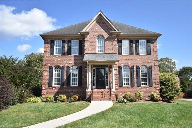 547 Hiddenbrooke Drive, Advance, NC 27006 (MLS #998424) :: Ward & Ward Properties, LLC