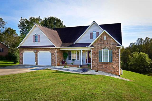 392 Goddard Lane, Millers Creek, NC 28651 (MLS #998792) :: Team Nicholson