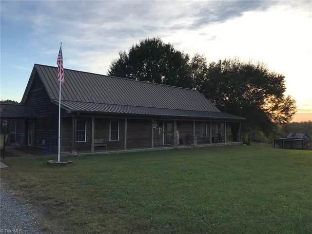 4337 N Nc Highway 109, High Point, NC 27265 (MLS #999058) :: Ward & Ward Properties, LLC