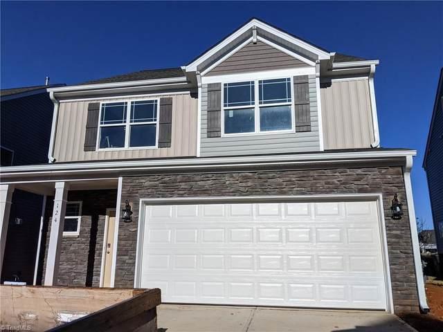 124 Habersham Court, Lexington, NC 27295 (MLS #999094) :: Berkshire Hathaway HomeServices Carolinas Realty