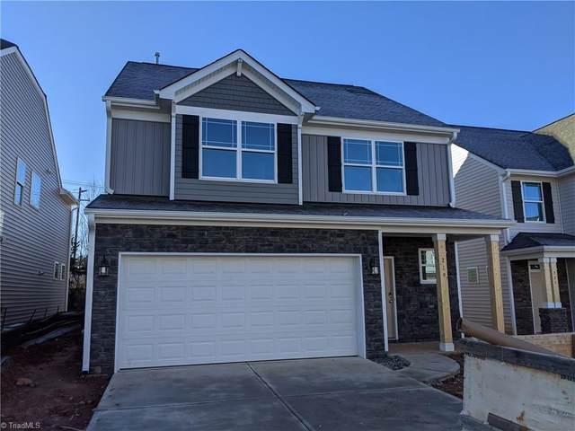 219 Crane Creek Way, Lexington, NC 27295 (MLS #999100) :: Berkshire Hathaway HomeServices Carolinas Realty