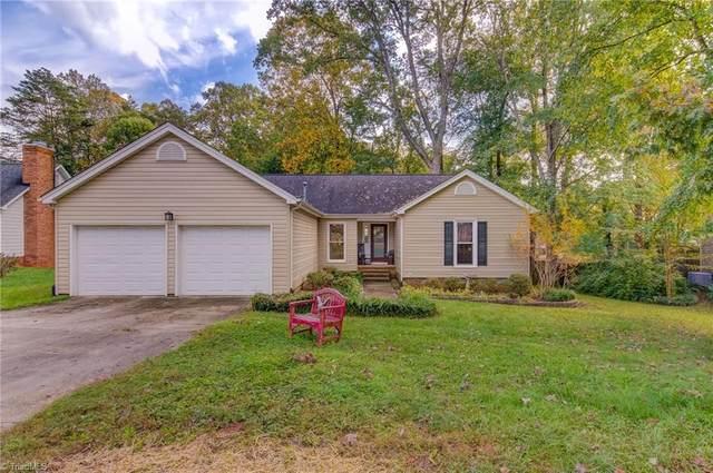6705 River Hills Drive, Greensboro, NC 27410 (#999166) :: Mossy Oak Properties Land and Luxury