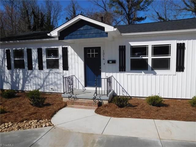 1316 Miller Street, Winston Salem, NC 27103 (MLS #999237) :: Greta Frye & Associates | KW Realty Elite
