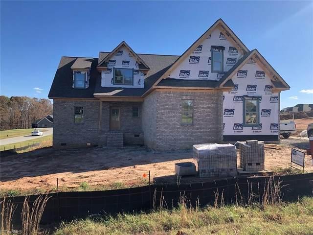 7310 Harkwood Trail, Oak Ridge, NC 27310 (MLS #999239) :: Berkshire Hathaway HomeServices Carolinas Realty