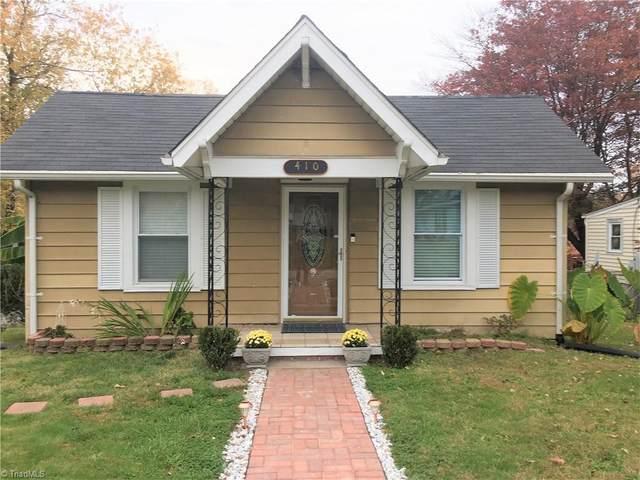 410 Griffith Street, Thomasville, NC 27360 (MLS #000480) :: Berkshire Hathaway HomeServices Carolinas Realty