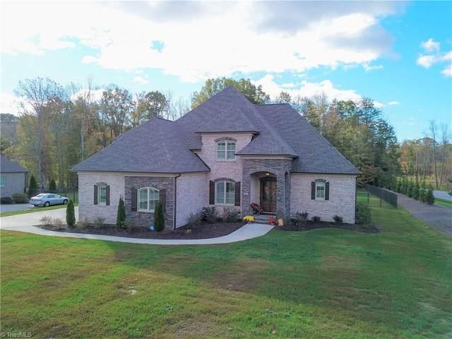 6641 Linville Ridge Drive, Oak Ridge, NC 27310 (MLS #001166) :: Berkshire Hathaway HomeServices Carolinas Realty
