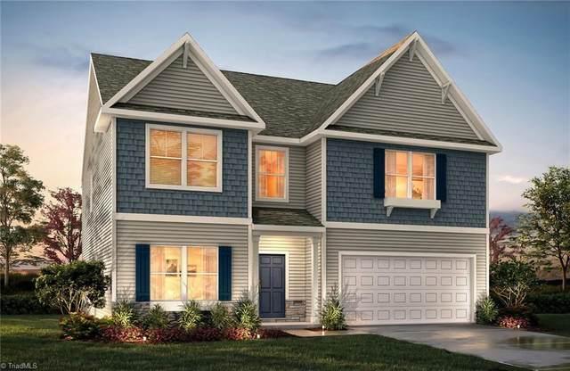 4705 Tolley Creek Drive #65, Winston Salem, NC 27106 (MLS #004547) :: Berkshire Hathaway HomeServices Carolinas Realty