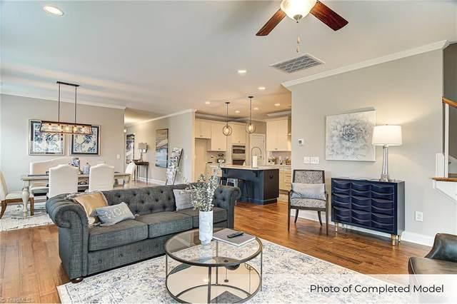 1643 Magnolia Park Drive, Clemmons, NC 27012 (MLS #1005778) :: Berkshire Hathaway HomeServices Carolinas Realty