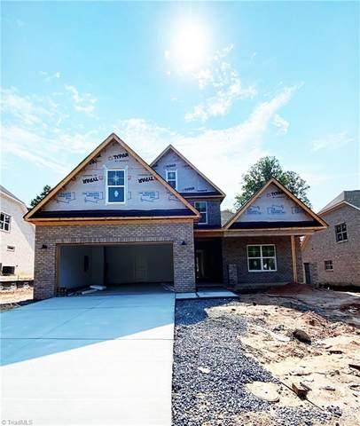 743 Gibb Street, Winston Salem, NC 27106 (MLS #1007402) :: EXIT Realty Preferred
