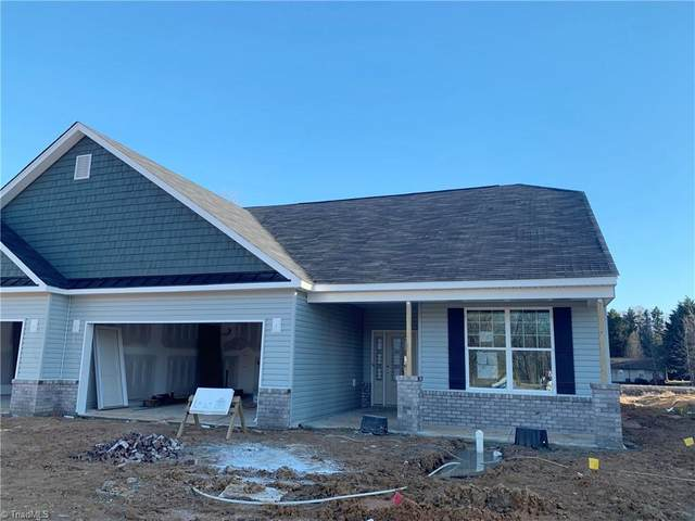 125 Oxford Ridge Court Lot 3, Kernersville, NC 27284 (MLS #1008334) :: Berkshire Hathaway HomeServices Carolinas Realty