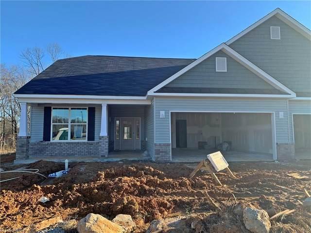 127 Oxford Ridge Court Lot 4, Kernersville, NC 27284 (MLS #1008335) :: Berkshire Hathaway HomeServices Carolinas Realty