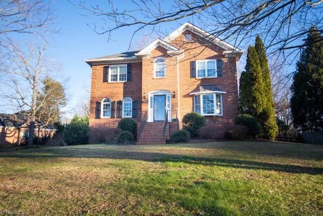 5508 Ivors Lane, Winston Salem, NC 27106 (MLS #1008548) :: Greta Frye & Associates | KW Realty Elite