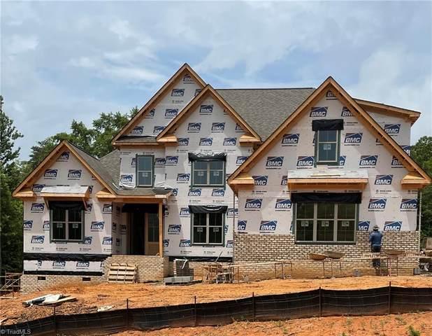1100 Haniel Drive, Summerfield, NC 27358 (MLS #1008653) :: Berkshire Hathaway HomeServices Carolinas Realty