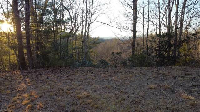 0 Pinnacle Drive, Boomer, NC 28665 (MLS #1010379) :: Ward & Ward Properties, LLC