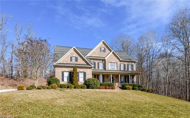 6504 Ashton Park Drive, Oak Ridge, NC 27310 (MLS #1011332) :: Berkshire Hathaway HomeServices Carolinas Realty