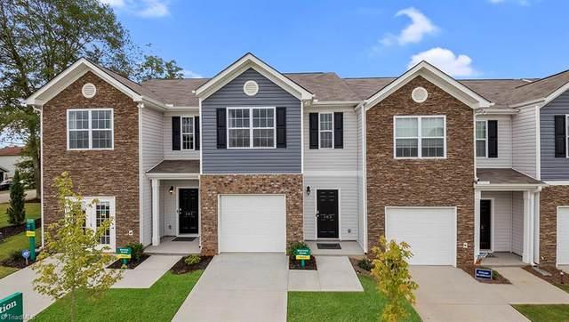 3709 Nathans Way #45, Greensboro, NC 27405 (MLS #1011854) :: Berkshire Hathaway HomeServices Carolinas Realty