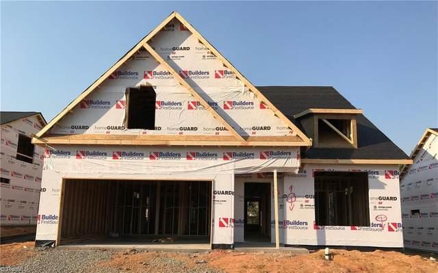 3192 Castlerock Drive Lot 6, Burlington, NC 27215 (MLS #1012033) :: Ward & Ward Properties, LLC