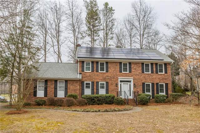 929 Highland Glen Road, Winston Salem, NC 27103 (MLS #1012066) :: Ward & Ward Properties, LLC
