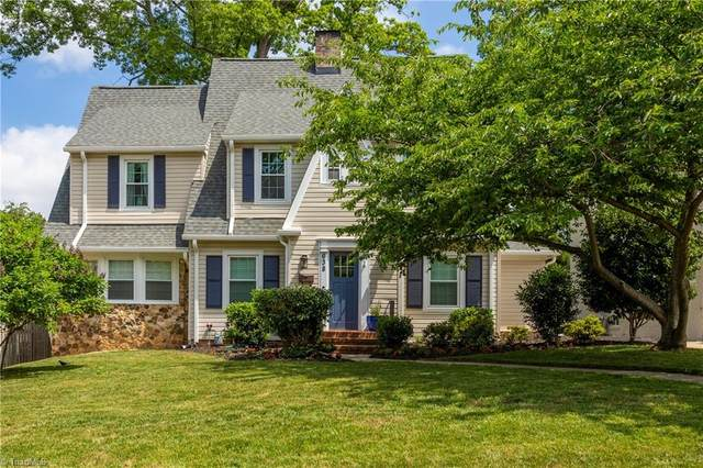 638 Colonial Drive, High Point, NC 27262 (MLS #1012991) :: Berkshire Hathaway HomeServices Carolinas Realty