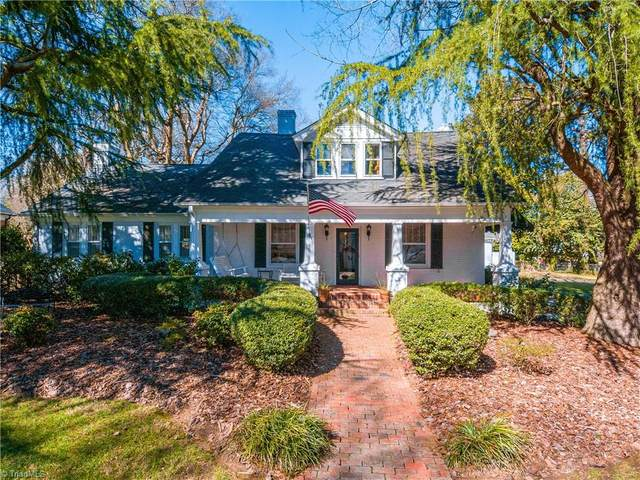 1125 Aycock Avenue, Burlington, NC 27215 (MLS #1013537) :: Greta Frye & Associates | KW Realty Elite