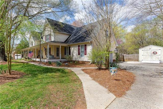 4112 Williams Dairy Road, Greensboro, NC 27406 (MLS #1018101) :: Lewis & Clark, Realtors®