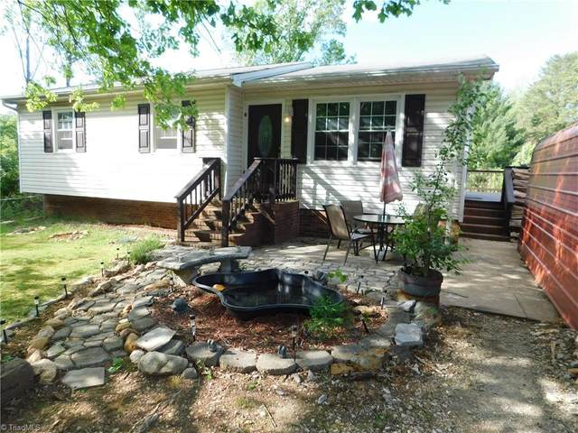 162 Melissa Drive, Mount Airy, NC 27030 (#1020477) :: Premier Realty NC