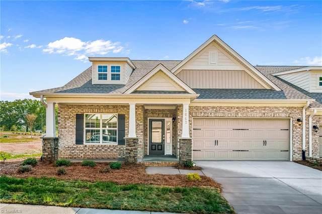 1636 Magnolia Park Drive, Clemmons, NC 27012 (MLS #1021698) :: Ward & Ward Properties, LLC