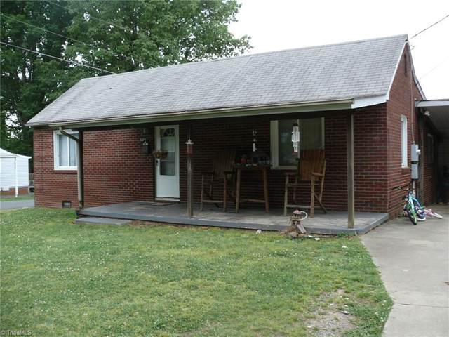 1024 Cliff Road, Asheboro, NC 27203 (MLS #1021900) :: Berkshire Hathaway HomeServices Carolinas Realty