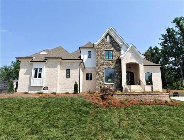 1546 Audubon Village Drive, Winston Salem, NC 27106 (MLS #1022884) :: EXIT Realty Preferred